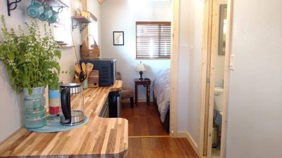 Photo for Eco-Tiny House in SE Medford