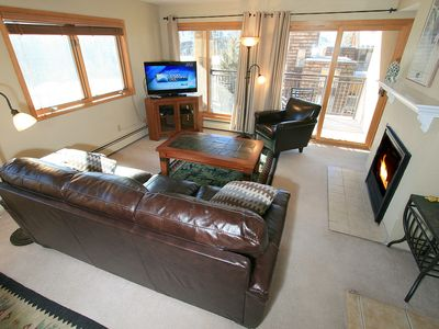Photo for Great Value in Vail, 3-Bedroom 3-Bath on Town of Vail bus
