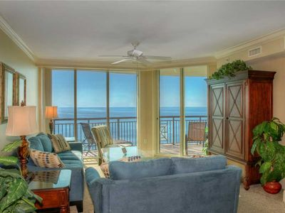 Photo for Luxury Oceanfront Condo! NEWLY FURNISHED! Endless amenities!