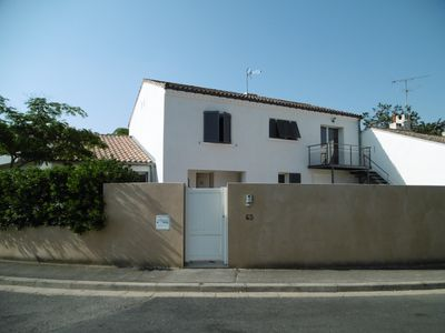 Photo for T2 of 35 m2 in a quiet village 10 minutes from the beaches and the center of Montpellier