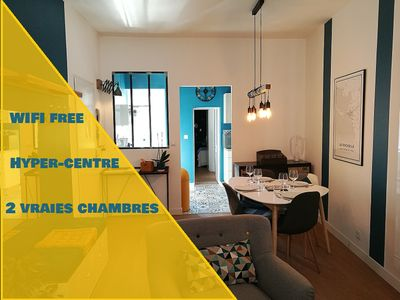 Photo for The Clock House - 49m² of happiness!