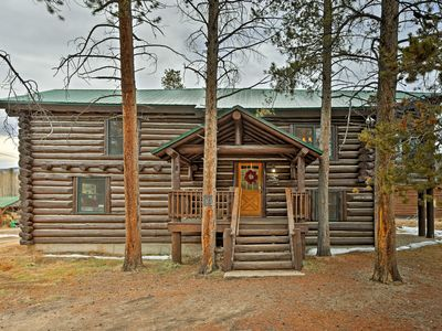 Photo for Grand Lake Cabin-2 Miles From Rocky Mtn Natnl Park