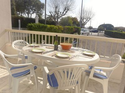 Photo for Apartment L'Hibiscus  in Carqueiranne, Cote d'Azur - 4 persons, 1 bedroom