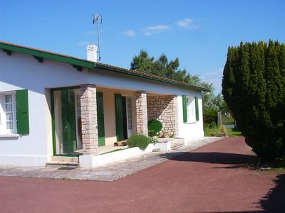 Photo for Traditional country house with good benefits