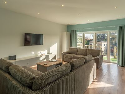 Photo for A spacious and contemporary detached family holiday home.