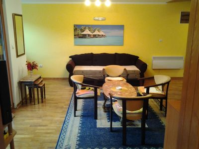 Duples apartment in heart of Budva