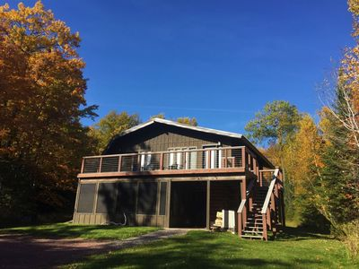 Photo for Large Family Home with Lake Superior Access