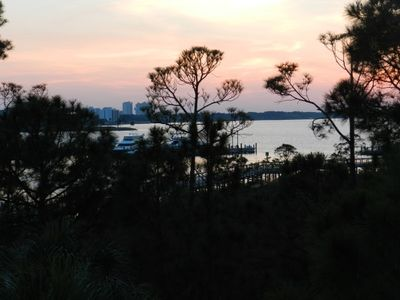 Bayside Townhome-Enjoy the sunsets from the balcony of this bayview unit.