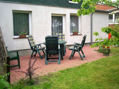 Photo for Spacious Holiday Home with Private Terrace in Russow