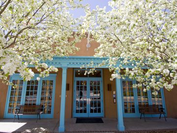 Palace of the Governors, Santa Fe, New Mexico, Verenigde Staten