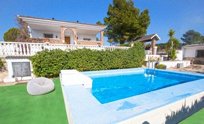 Photo for Catalunya Casas: Villa Tortosa for 9 guests, only 20km to the beaches of Costa Dorada!