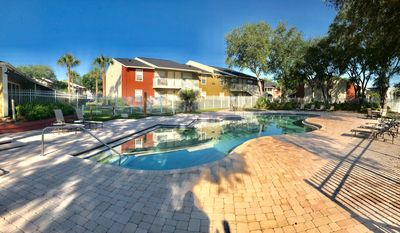 Photo for Serene View! 2 BR 2 BA Condo  Tampa Area , Beaches! 24/7 Check-In! Book Now!