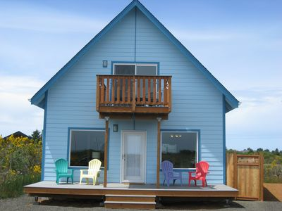 Photo for Book now for Summer! 5 stars Reviews.  Perfect get away home. Walk to the beach.