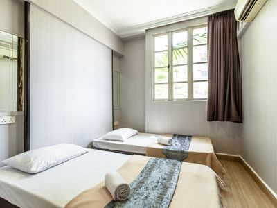 Photo for 1BR Hotel Vacation Rental in Singapore