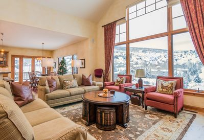 Living Room - Welcome to Aspen! Your rental is professionally managed by TurnKey Vacation Rentals.