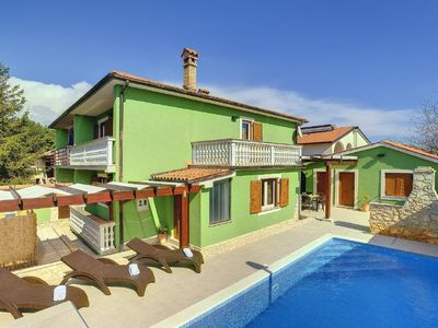 Photo for Holiday house Pula for 5 - 6 persons with 3 bedrooms - Holiday house