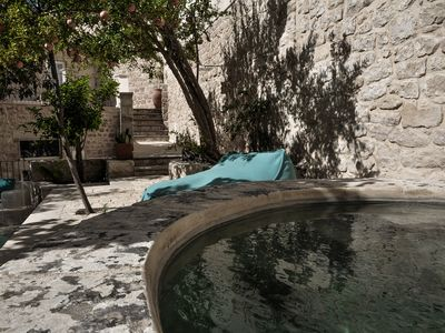 Photo for Enchanting 16th century Retreat With Garden In the Historic Centre of Modica