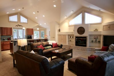 Geil on the Green is a beautifully furnished home minutes from Keystone Resort