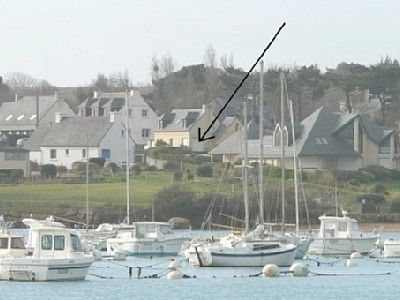 Photo for T2 with open view on the port of Ploumanac'h, Perros-Guirec