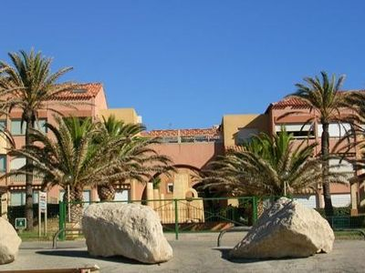 Photo for Furnished studio in Six Fours les Plages (Var), 200m from the sea in quiet residence