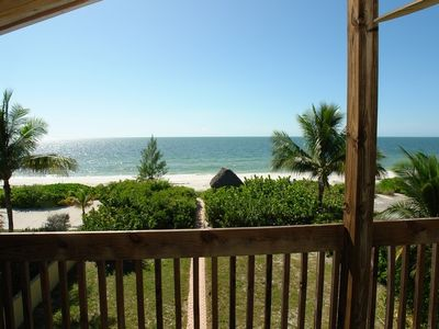 Gorgeous Beach Views from Almost Every Room in the House