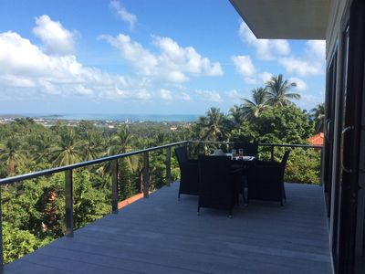 Photo for Villa SEA and TROPICAL View