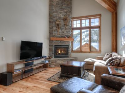 Photo for FLEXIBLE CANCELLATIONS! Big Sky Resort- Luxury Townhome