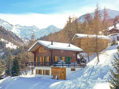 Photo for Chalet Les Marmottes for up to 10 people, with sauna, renovated in 2015