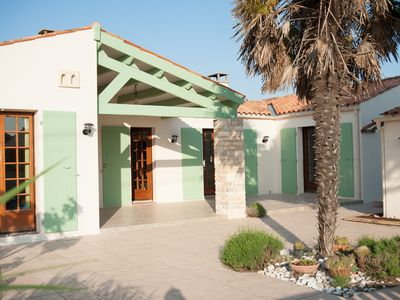 Photo for Family villa 110 m2 on 550 m2 closed ground. 3 bedrooms, 2 bathrooms All comfort.
