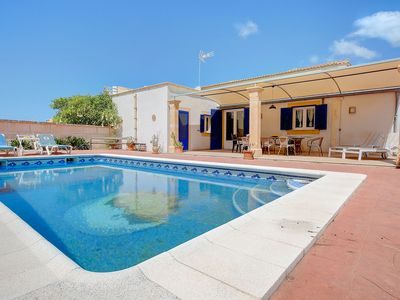 Photo for Wonderful Villa Port Andratx, with private pool, close to charming port