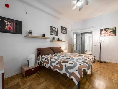 Photo for Entire Beautiful Apartment in Rome next Metro B St. Paul's Basilica