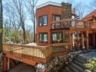 Photo for 3BR Cottage Vacation Rental in Covert, Michigan