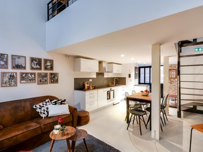 Photo for 2BR Apartment Vacation Rental in Paris