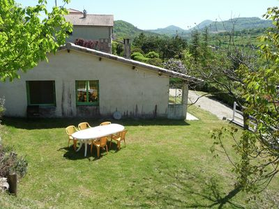 Photo for Beautiful Holiday Home in Bourdeaux with Hill View