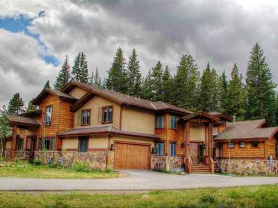 Photo for Gorgeous 6BR Blue River Duplex w/ Private Hot Tub!