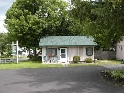 Photo for Our Lake George cabins are close to the many area activities, museum & the beach
