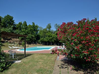 Photo for Large and comfortable holiday villa with a view in a very quiet location