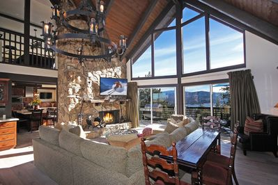 Lakeview Mountain Home