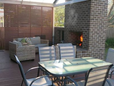 Photo for The Beach House - outdoor living
