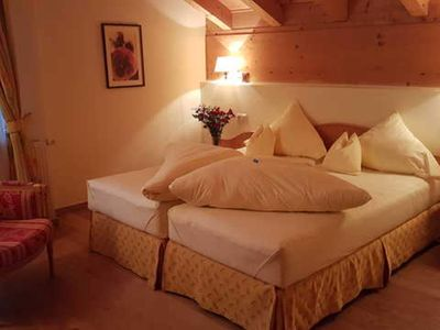 Photo for Double Room - Golf- und Sporthotel Moarhof **** Walchsee TIROL