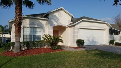 Photo for Tranquility at 4BR, 3BA Villa w/ Games Room (1203)