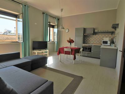 Photo for Scirocco holiday home in Residence Sella a Salve