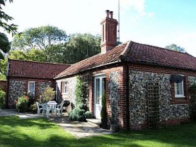 Photo for Country Cottage in Walled Garden of Historic West Stow Hall