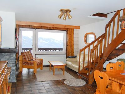 Photo for Apartment in the center of Nendaz with Lift, Parking, Internet, Pool (37385)
