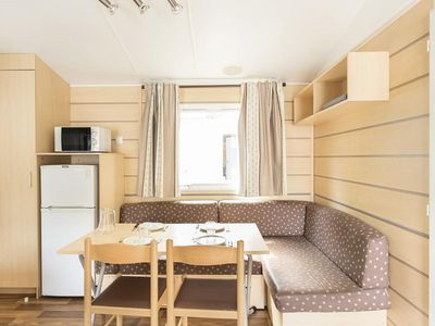 Photo for Holiday Club Les Apricotiers ** - Mobile Home 3 Rooms 4 People
