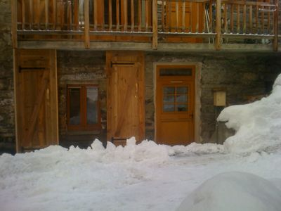 Photo for Les 3 Vallees - Pleasant apartment in renovated cottage in 2006