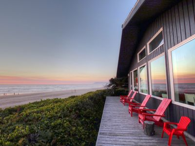 Photo for Wait til you see this!!⭐⭐⭐⭐⭐ Luxury Beach Front Home