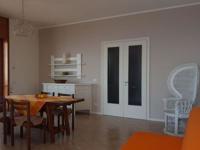 Photo for Apartment Appartamento Gallipoli Vista Mare  in Gallipoli, Puglia - Salento - 6 persons, 2 bedrooms