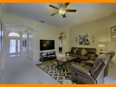 Photo for Formosa Gardens 50 - Premium villa with private pool & game room near Disney