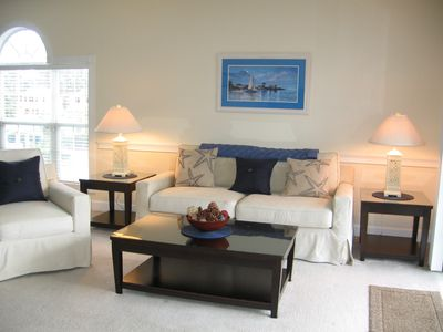 Photo for Immaculate & Beautiful. Luxury Condo for Ripken Families & Golfers.